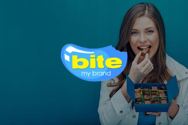Website Design Example: Bite My Brand