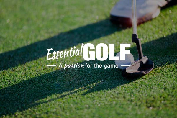 Website Design Example: Essential Golf