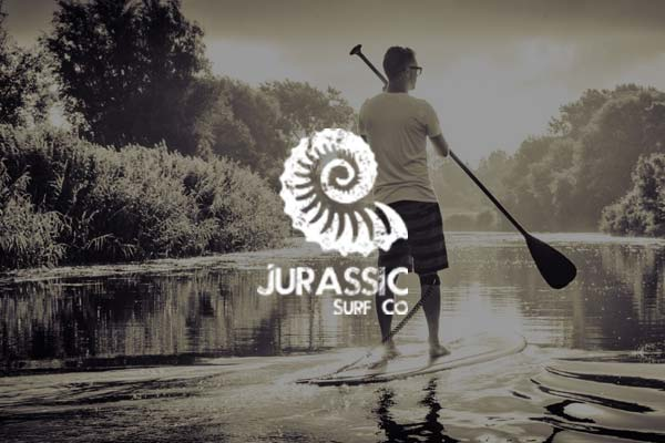 Website Design Example: Jurassic Surf