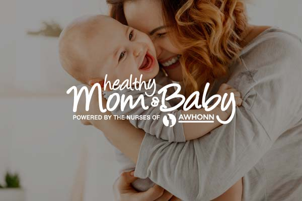 Website Design Example: Healthy Mom&Baby