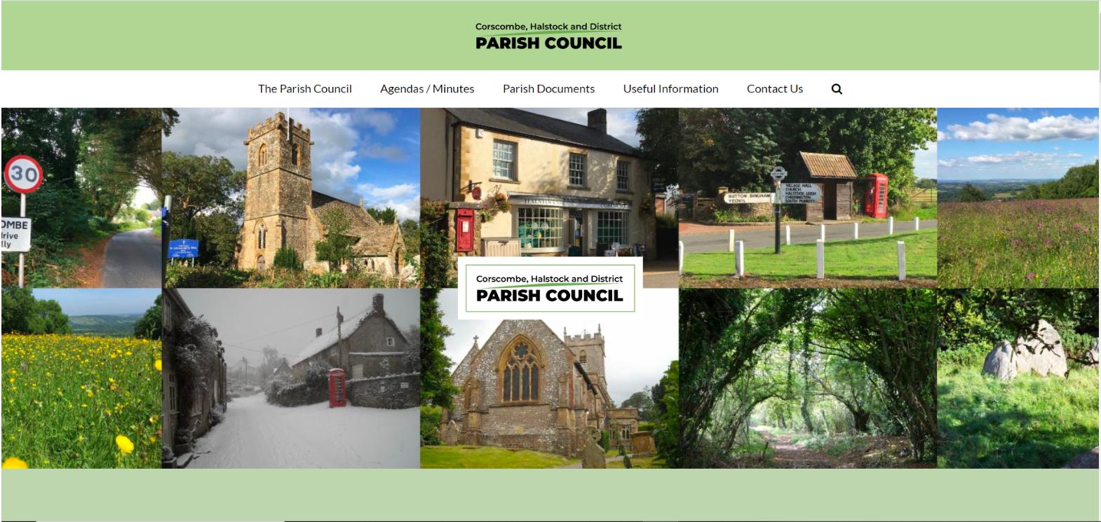 Parish Council Website